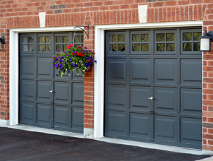 Garage Double Doors